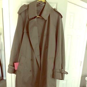 Oleg Cassini All weather trench coat